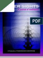 INNER SIGHT - Journal of Meditation