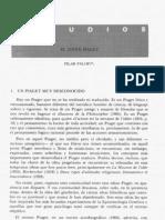 El joven Piaget
