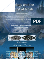 Geology and the Flood of Noah