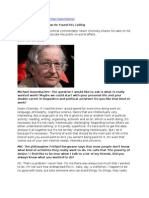 30-12-12 Noam Chomsky on How He Found His Calling