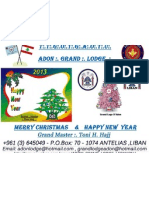 Grand _ Lodge Adon _ Lebanon