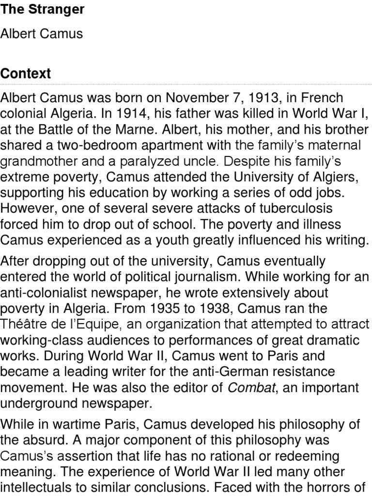 assignments online uk lintroduction de la dissertation de image the stranger albert camus essay example pc android