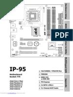 ip95 manual