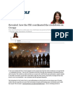 30-12-12 How the FBI Coordinated the Crackdown on Occupy