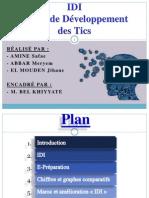 IDI - indice de développement des tics