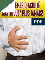 Problemes d'Acidite Gastrique_ Plus Jamais - Ellis John