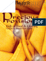 Precious Provisions by Yasir Qadhi (Al Maghrib Course Notes QNoor Oct '12)