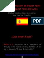Ganar dinero en Internet - España