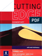 New Cutting Edge - Elementary Student Book