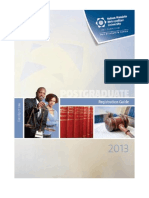 Postgraduate Registration Guide 2013 %28LAW%29