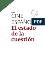 Informe Cine Espanol Estado Cuestion
