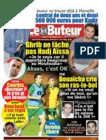 LE BUTEUR PDF du 31/12/2012