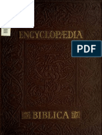 Encyclopædia Biblica - vol. 1/4 A-D