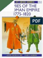 Armies of the Ottoman Empire 1775 - 1820