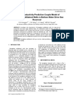 A Stable Productivity Prediction Couple Model Of