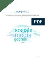 Wijkagent2.0Definitieveversiescriptieoktober2012