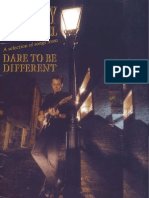 (Guitar Book) Tommy Emmanuel - Dare to Be Different - Guitar Tab Book