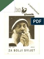 Osho Glasnik Br. 9, Jun 1991 - Onostrano