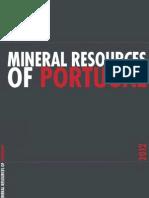 RECURSOS MINERAIS DE PORTUGAL