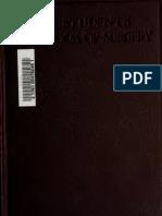 Student Textbook Surgery