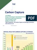 Jon Gibbins-Carbon Capture