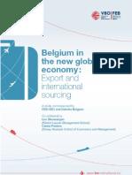 Belgium in the new global economy