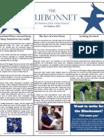 The Bluebonnet (November 2012)