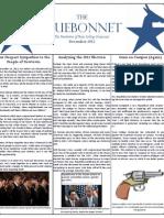The Bluebonnet (December 2012)