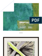 Catalog Exophtalmia - watercolors and drawings by Nicu Ilie