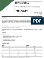 HD74HC123AP