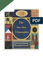 Most Holy Trinosophia