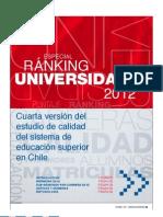 Ranking Am-Rica Econom-A 2012