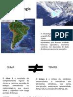 AULA CLIMATOLOGIA 1ºc