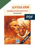 Edward Said - Oryantalizm
