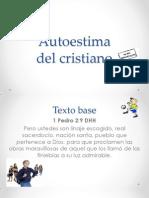 Autoestima en El Cristiano