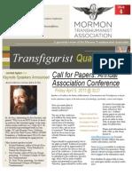 Transfigurist Quarterly Issue 6