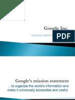 Google -case study