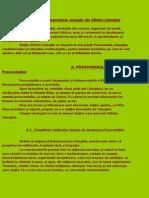 I Elementele actuale ale Sfintei Liturghii.doc