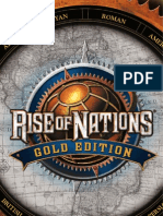 Rise of Nations Manual