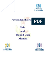 Newfoundland Labrador Skin and Wound Care Manual