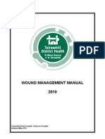 Wound Management Manual