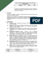 ProcIdentificacionPeligrosEvaluacionRiesgos