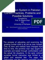 Examination system in pakistan