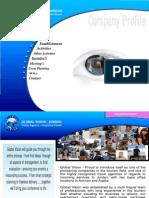 Global Vision Travel , Company Profile Jordan