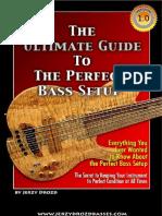 bass set up
