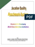 Education Benchmark