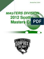 SOAPBOX Masters Plans
