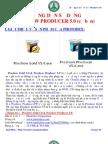 HƯỚNG DẪN SỬ  D ỤNG PROSHOW PRODUCER 5.0 (cơ bản)