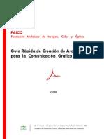 Guia Rápida de Creación de Archivos PDF