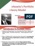 Markowitz Final